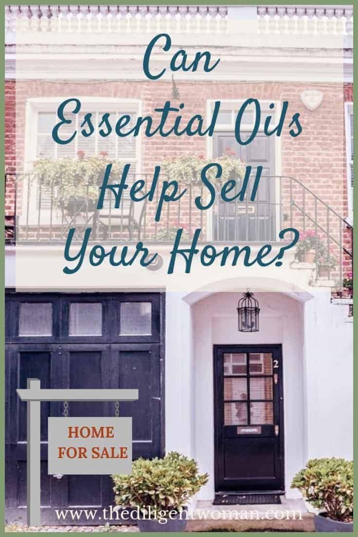 Essentials oils can help sell your home. Natural aromas and triggering good emotions can play a part in making your house the one they want to buy. Read on to learn how.